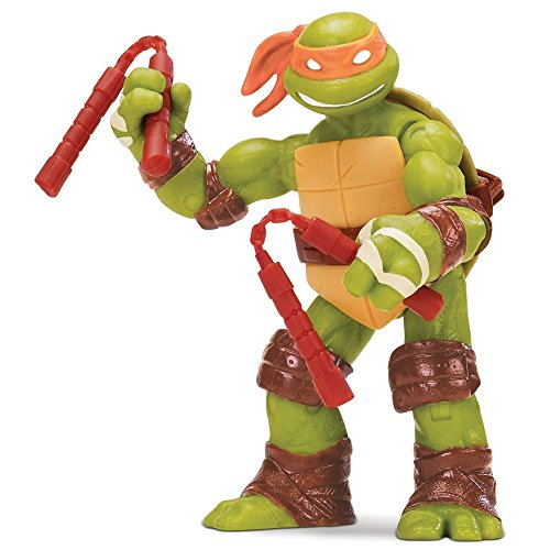 Ninja Teenage Turtle Orange Mutant (Teenage Mutant Ninja Turtles Action Figur)