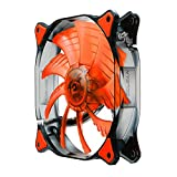 Cougar CFD14HBR 140mm CPU Fan Cooling (Red)