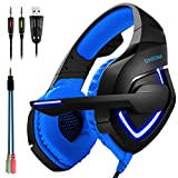 Best TeckNet gaming headset - Onikuma K1-A PC Gaming Headset for PS4 XBOX Review