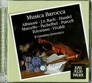 Musica Barocca / Baroque Masterpieces