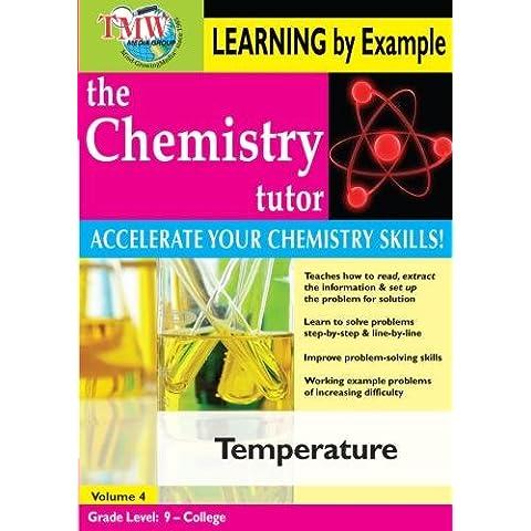 Temperature- The Chemistry Tutor Vol 4