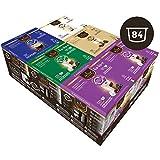 SanSiro No. 2 - Dolce Gusto® kompatible Kaffeekapseln Milchkreationen - 84 Kaffeekapseln