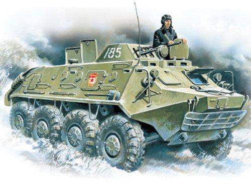 ICM - Maqueta de Tanque (ICM72911)