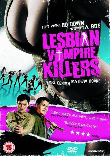Lesbian Vampire Killers [DVD] [2009] by James Corden