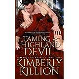 Taming A Highland Devil by Kimberly Killion (2015-11-30)