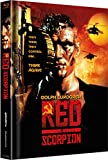 Red Scorpion Limited 333 Mediabook Edition Cover A