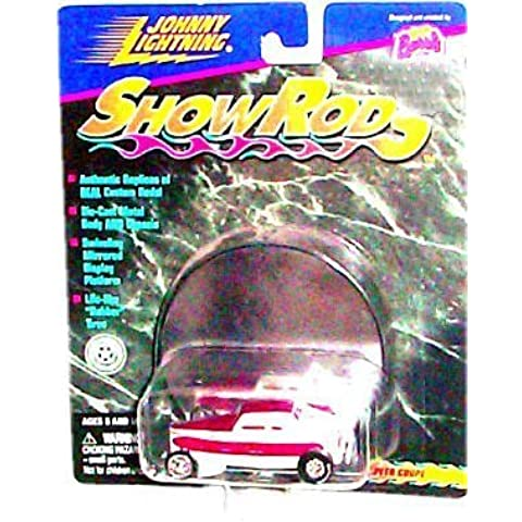 Johnny Lightning - ShowRods - Speed Coupe - George Barris Custom Hot Rod Replica by Johnny Lightning