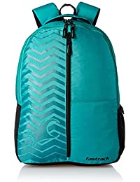 Fastrack 24.29 Ltrs Green Casual Backpack (A0633NGR01)