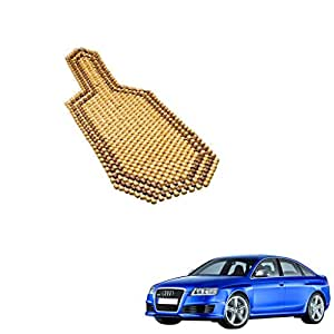 Kozdiko Premium Quality Wooden Bead seat Cover For Audi RS6