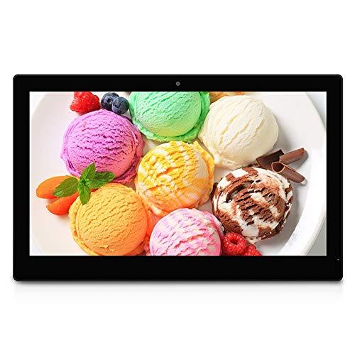 HSD-P537 Touchscreen All-in-One-PC mit Halterung, 2 GB + 16 GB, 15,6 Zoll Full HD 1080P Android 6.0, RK3399 Dual-Core-A72 + Quad-Core-A53 bis 2,0 GHz, Unterstützung Bluetooth, WiFi, SD-Karte, USB OTG