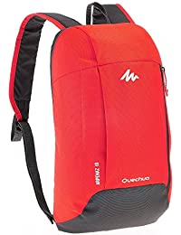 Quechua Kids Outdoor Travel Backpack, 10L (10l, Red)