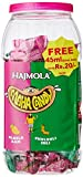 #9: Hajmola Maha Candy Jar, Aam and Imli, 455g (130 Pieces) with Free 45 ml Dabur Amla Worth Rs 20/- Inside The Jar