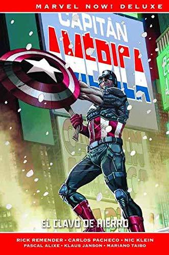 Capitán América de Rick R