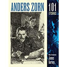 Anders Zorn, 101 Etchings (Dover Fine Art, History of Art)