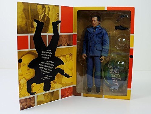 Maxwell Smart Agent 86 Collectible 12 steht TV Land Special Edition by Get Smart By Get Smart