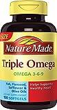 Nature Made Triple Omega 3-6-9, 150 Soft...