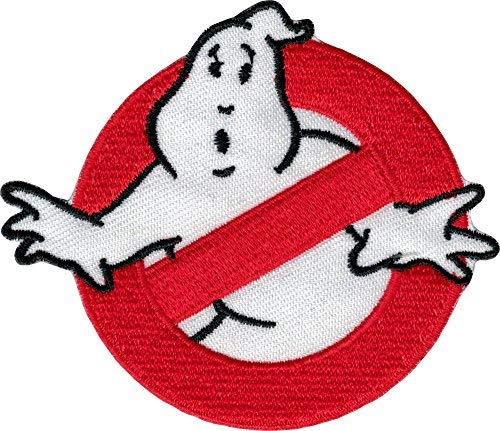 Ghostbuster Movie Embroidered Uniform Logo Patch by StarBase Atlanta