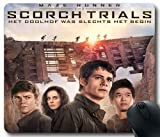 Maze Runner The Scorch Trials G40C3D Gaming Mouse Pad/Mauspad,Custom Mousepad