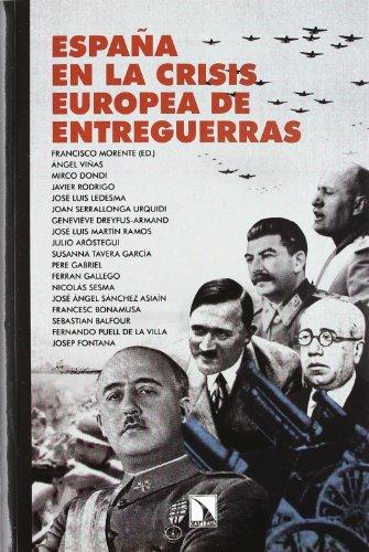 España en la crisis europea de entreguerras (Mayor)