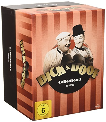 Dick & Doof Collection 2 [10 DVDs]