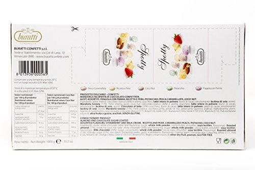 Zoom IMG-2 buratti confetti con mandorle tostate