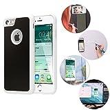 NALIA Anti-Gravité Coque pour iPhone 7, Ultra-Fine Selfie-Case Protection Housse...