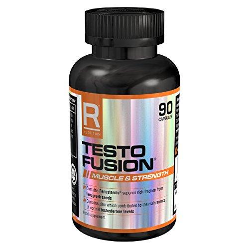 Reflex Nutrition  Testo Fusion  - 90 Capsules