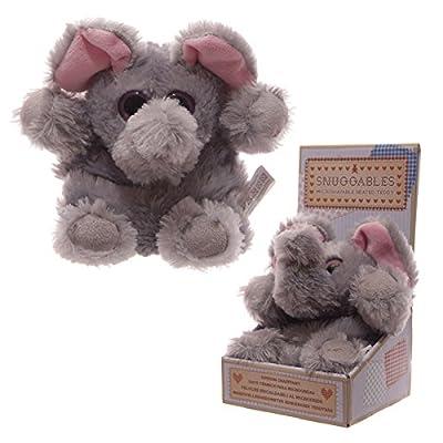Cute Elephant Design Snuggables Microwavable Warmer
