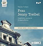 Frau Jenny Treibel: Ungekürzte Lesung mit Wolfgang Büttner (1 mp3-CD)