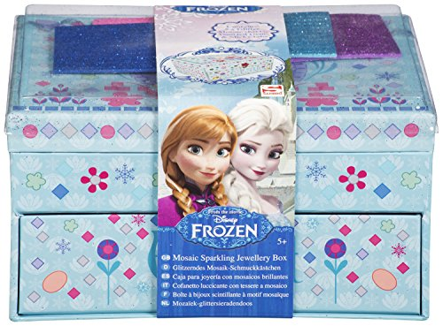 Sambro Frozen Mosaic Sparkling Jewellery Box