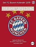 FC Bayern München Tagesabreißkalender 2020 12,5x16cm
