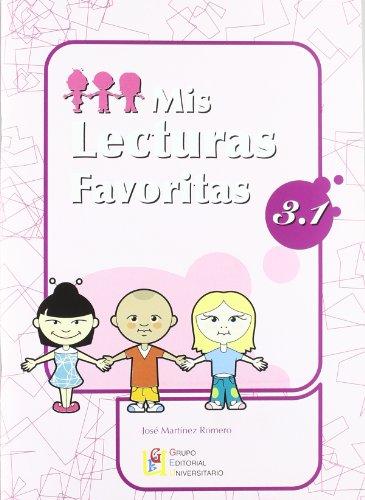 Mis lecturas favoritas 3.1 por José Martínez Romero