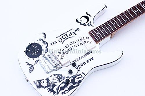 RGM607 Kirk Hammett METALLICA OUIJA Miniaturgitarre