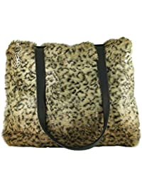 c0a675eee00d Amazon.co.uk  Faux Fur - Handbags   Shoulder Bags  Shoes   Bags