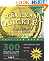 SCSA Exam Quicklet: Sun Certified System Adminstrator for Solaris 10 Practice Exams CX-310-200 and CX-310-202