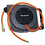 Einhell Druckluft-Schlauchaufroller 9m 12 bar DLST 9+1 Wandbefestigung