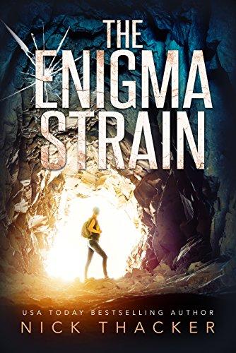 The Enigma Strain (Harvey Bennett Thrillers Book 1) (English Edition)