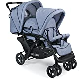 CHIC 4 Baby 274 55 Carrito Duo, Jeans Color ...