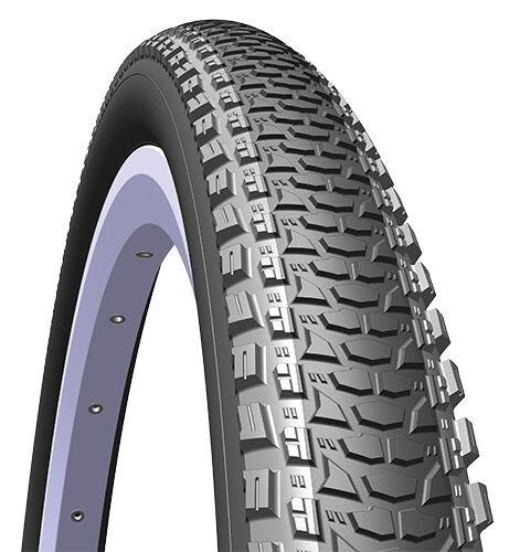 Rubena/MITAS Unisex zefyros TDI plegable neumáticos de perlas, color negro, talla 27.5x 2.25