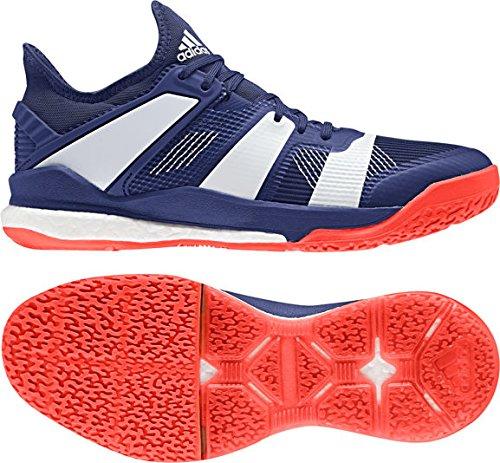 adidas Chaussures de Handball Stabil X Bleu
