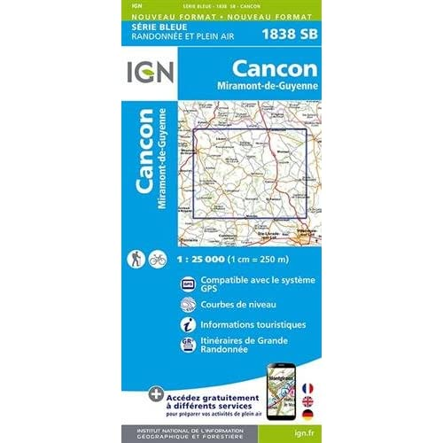 1838sb Cancon/Miramont-de-Guyenne