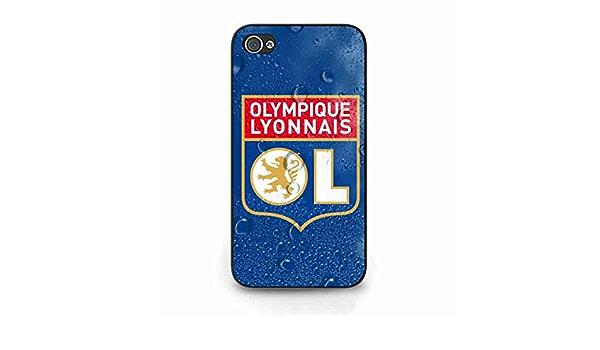 Lyon Coque,Apple iPhone 4/iPhone 4S Lyon Coque,Lyon Fc Football ...