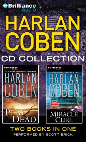 Harlan Coben CD Collection 3: Play Dead, Miracle Cure