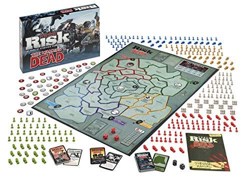 Walking Dead Risk Board Game