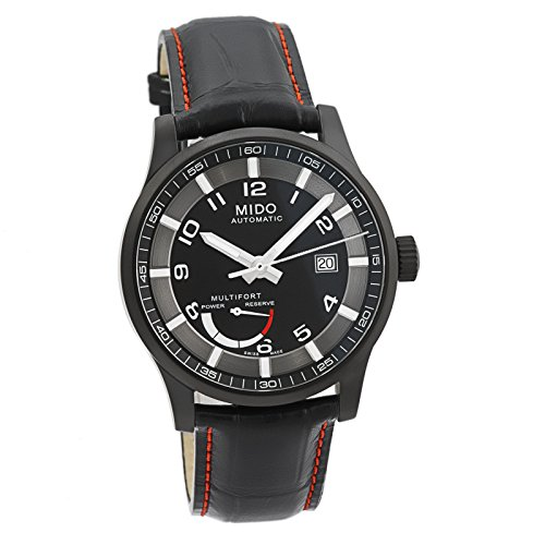 Mido Multifort Power Reserve Herren Automatik Uhr Swiss m005.424.36.052.22