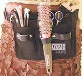 Cintura utensile nero in tessuto Haito con cinghia regolabile