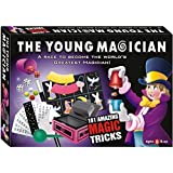 Bonkerz The Young Magician 101 Amazing Magic Tricks for Kids (Multicolour)