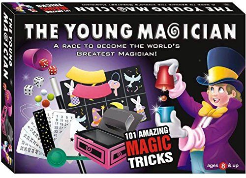 Bonkerz The Young Magician 101 Amazing Magic Tricks For Kids