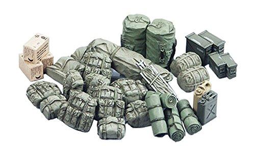 TAMIYA 300035266 - 1:35 Diorama-Set US Militär Zubehör Modern