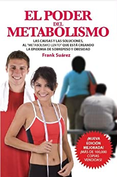 El Poder del Metabolismo eBook: Frank Suarez: Amazon.es